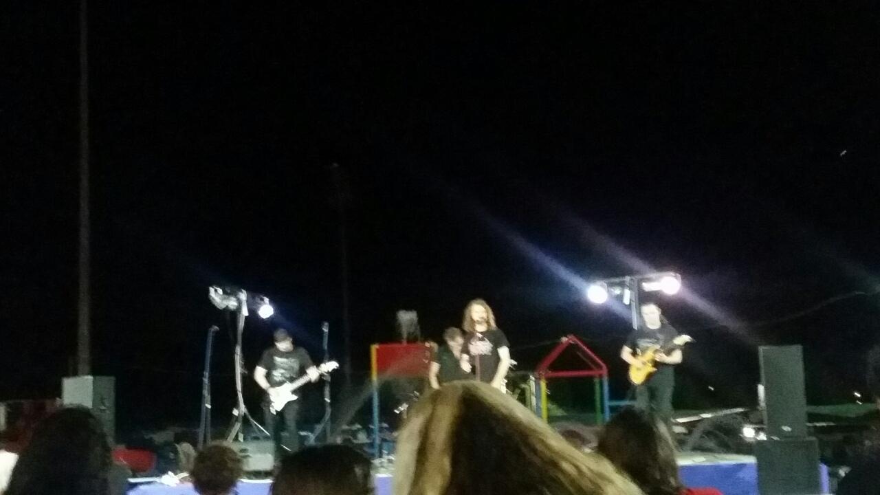 Koncert grupe Hekatomb iz Švedske